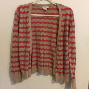 Loft lightweight cardigan